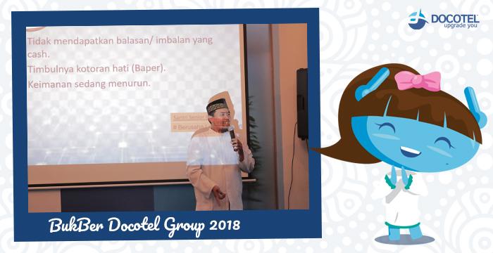 Serunya Bukber 2018 para Troops di Docotel World 3