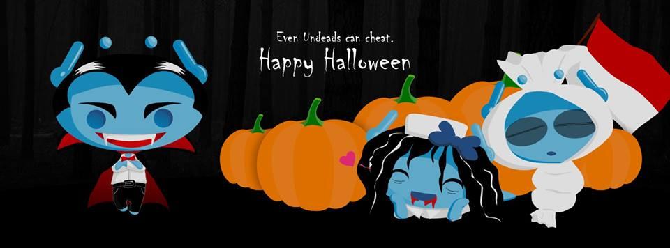Halloween Partynya Divisi Kreatif 1