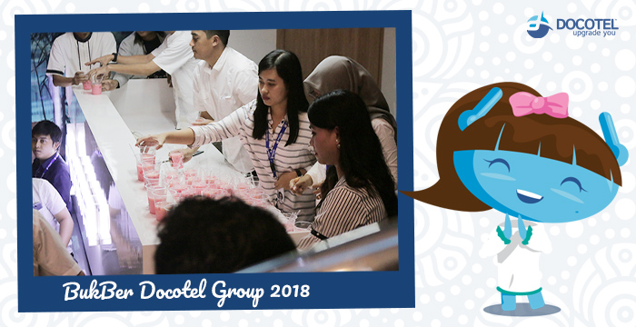 Serunya Bukber 2018 para Troops di Docotel World 5
