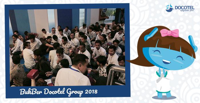 Serunya Bukber 2018 para Troops di Docotel World 6