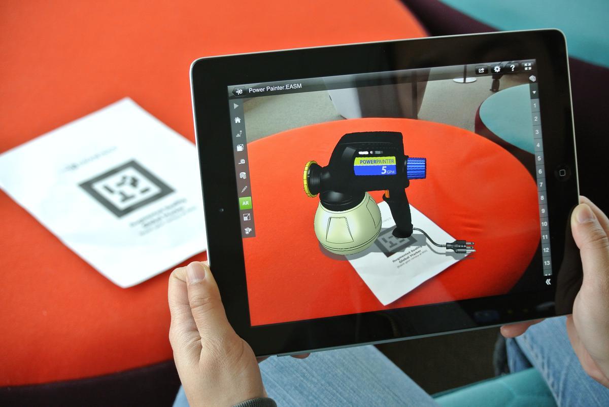 Augmented Reality, menggabungkan dunia virtual dan dunia nyata 1