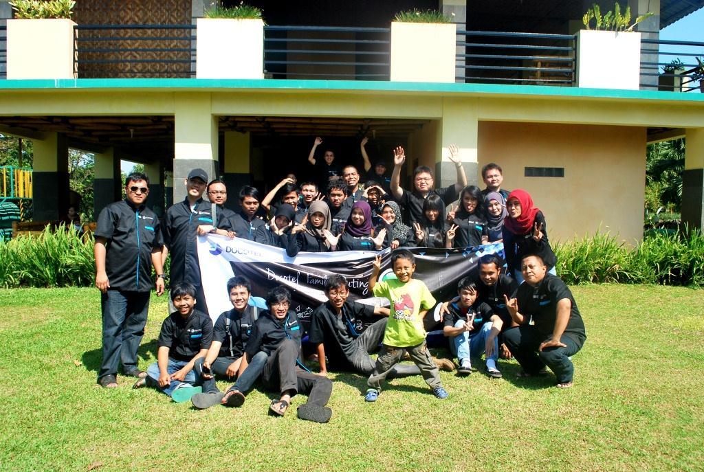 Outing Docotel 2014 – Kampoeng Bamboe, Bogor 1