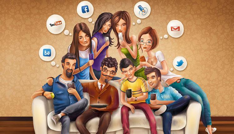 5 Hal Ini Menjadi Alasan Mengapa Sosial Media Begitu Diminati, Setuju? 1