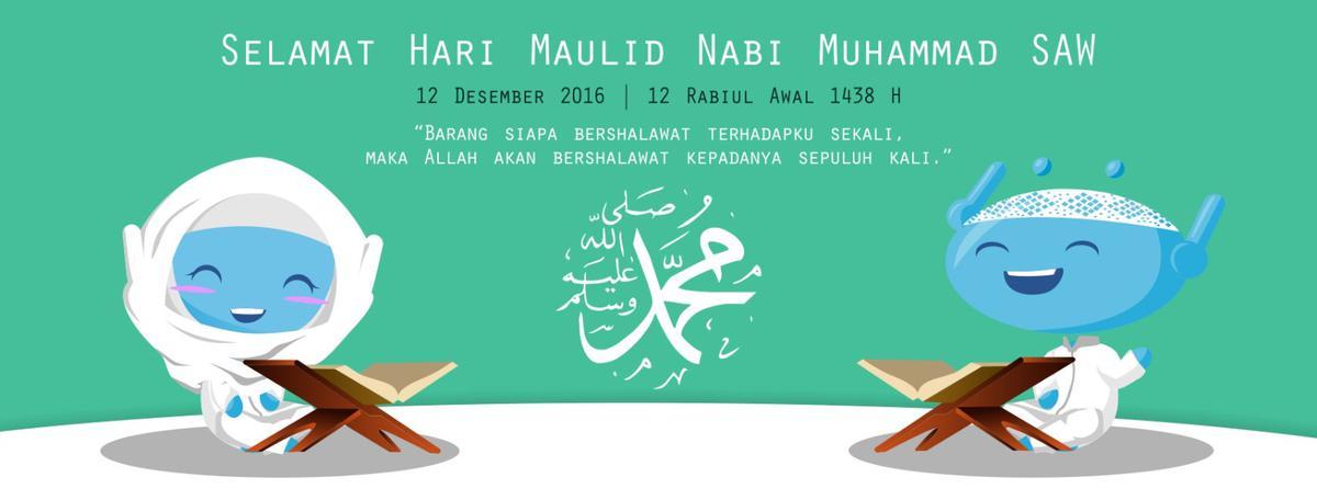Peristiwa Kelahiran Nabi Muhammad SAW 1