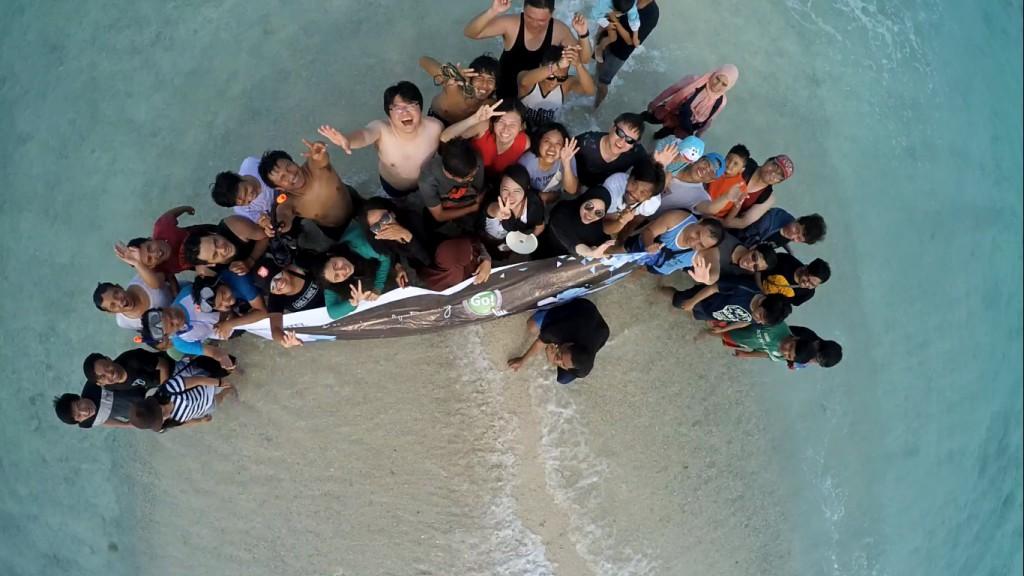 Docotel Outing 2015, Pulau Harapan (Day 2) 1