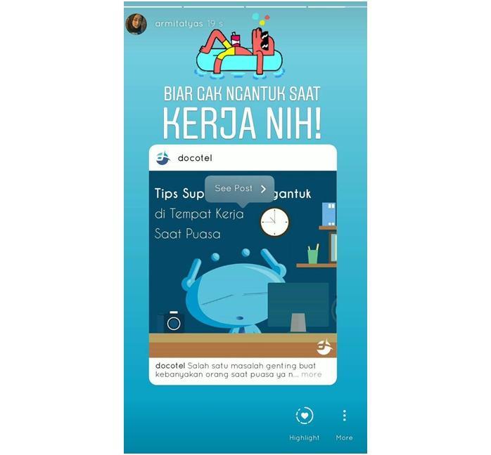 Instagram Umumkan Fitur Repost Via Stories 3