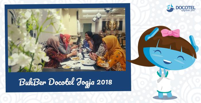 Keseruan Buka Bersama Docotel <em>Branch </em> Jogjakarta 2018 2