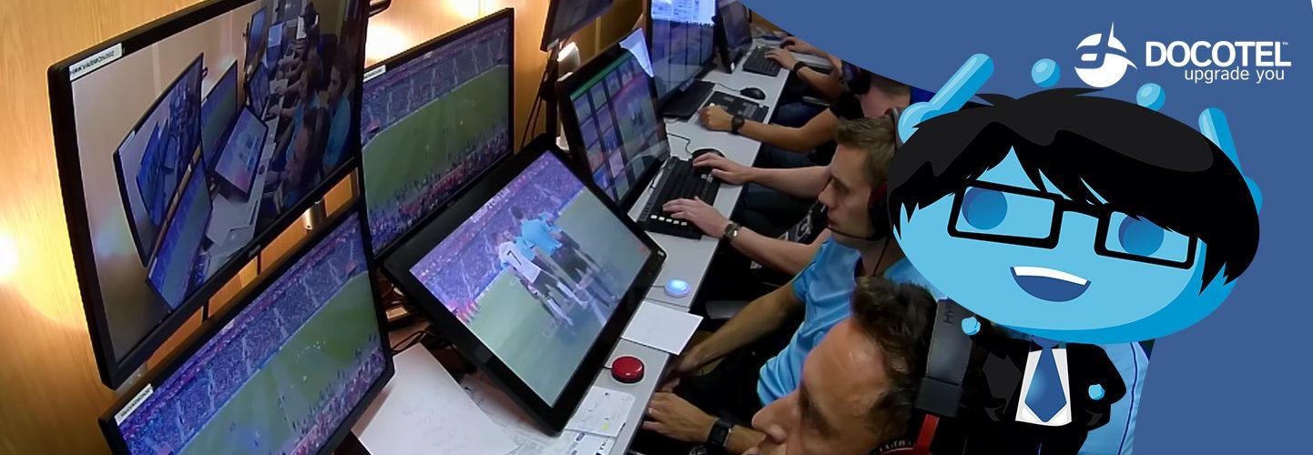Mengenal VAR, Teknologi Canggih di Piala Dunia 2018 1