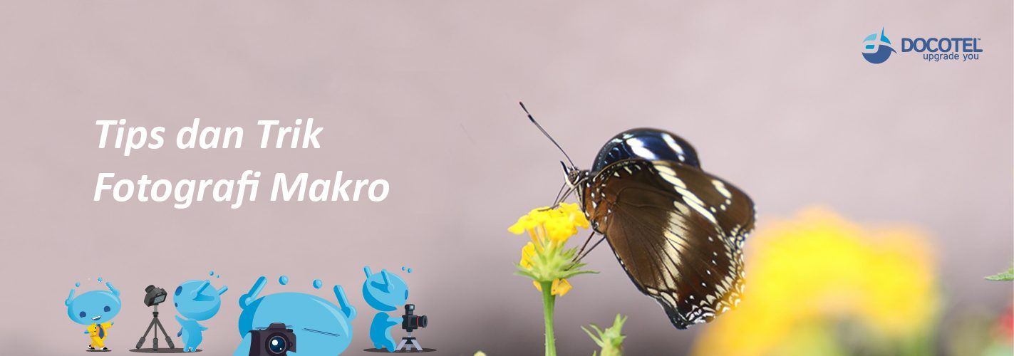 Tips dan Trik Fotografi Makro 1