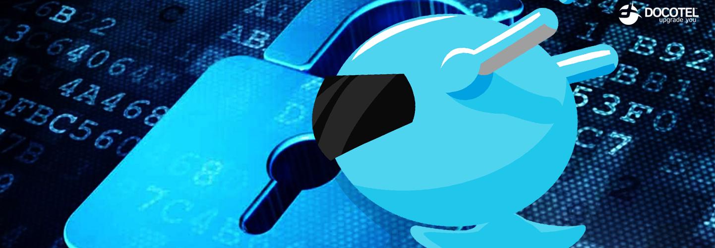 Kunci Seukuran USB untuk Amankan Akun Twitter Anda 1