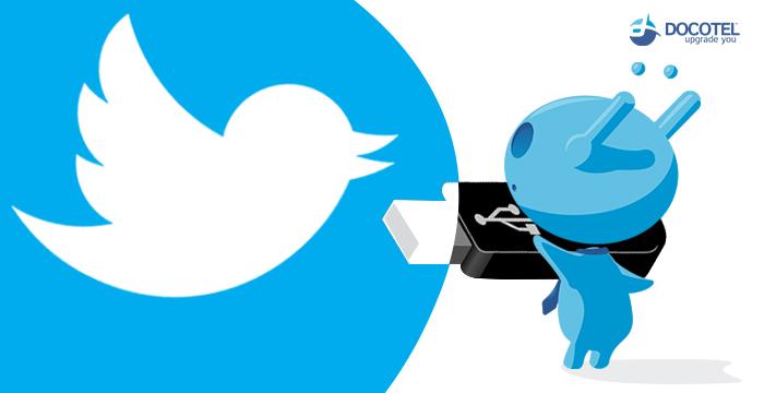 Kunci Seukuran USB untuk Amankan Akun Twitter Anda 2