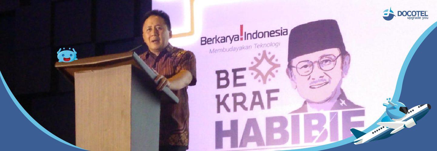 Berkeliling Bekraf Habibie Festival 2018: Teknologi itu Mengasyikan! 1