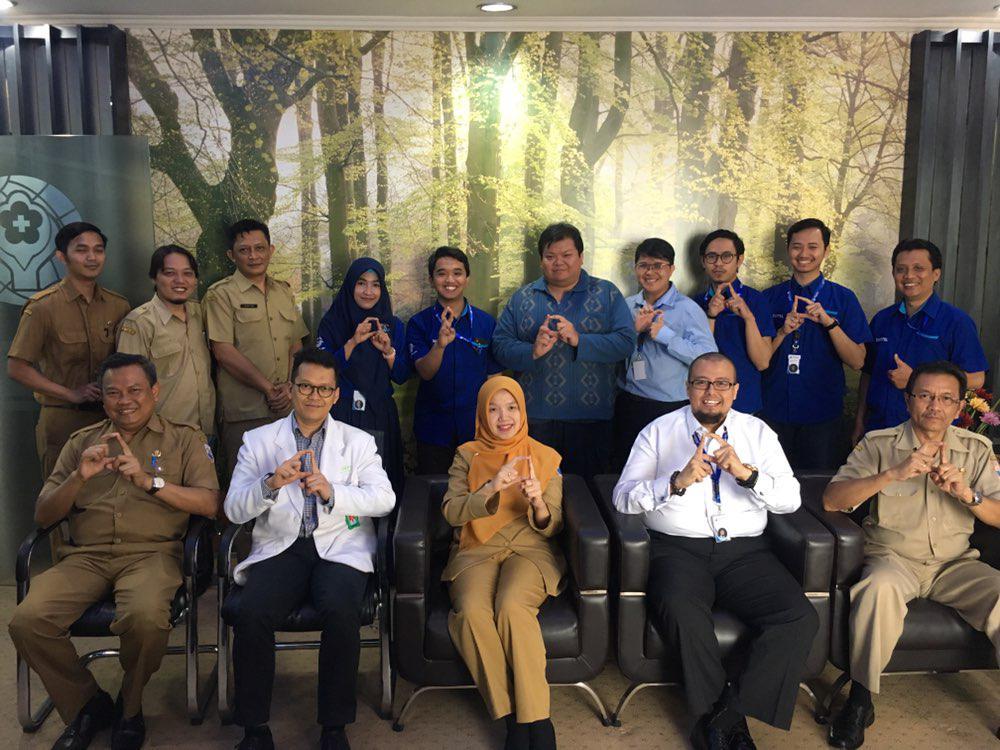 Divisi HIS Docotel Group Kembangkan Sistem Informasi Manajemen Rumah Sakit Cibabat, Cimahi 2