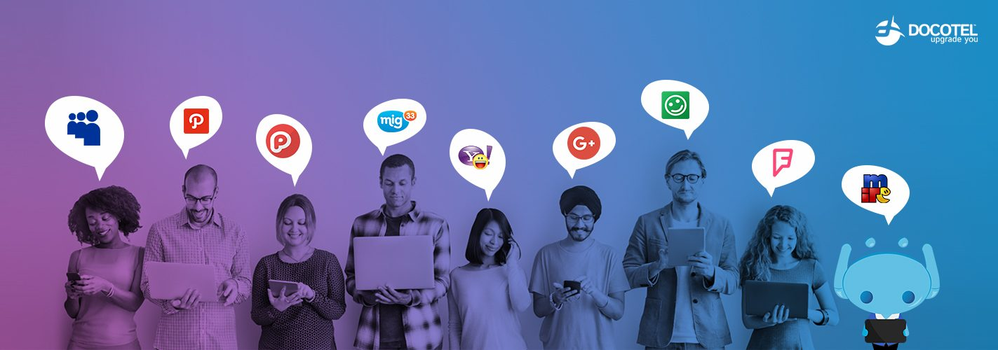 Media Sosial yang Kini Tinggal Kenangan