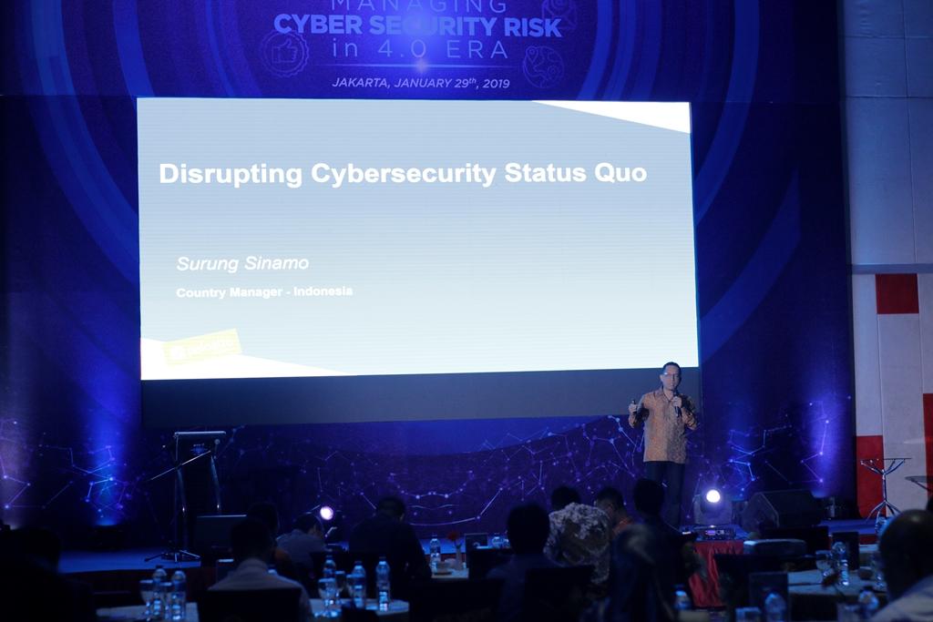 Upaya Mahapatih Sibernusa Teknologi Tingkatkan Kemanan Siber