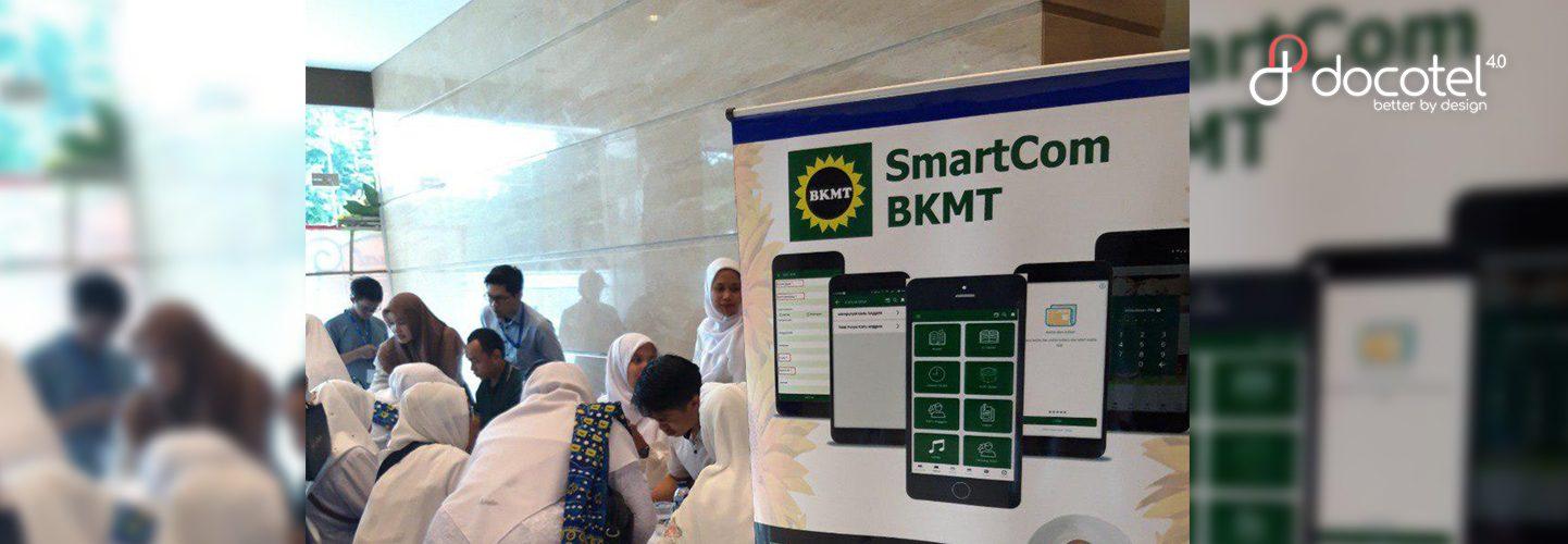 Melalui Aplikasi SmartCom BKMT, PT Solusi Pembayaran Elektronik (SPE) Dukung Pemenuhan Kebutuhan Komunikasi dan Transaksi Masyarakat
