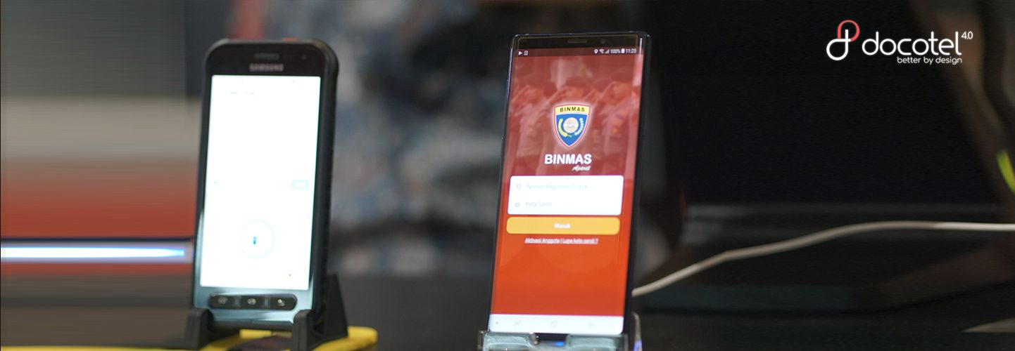 Aplikasi BOS di Public Safety Indonesia 2019