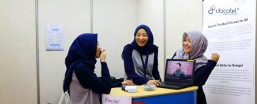 Docotel Kampanyekan Revolusi Industri 4.0 di Trisakti Connect Festival 2019
