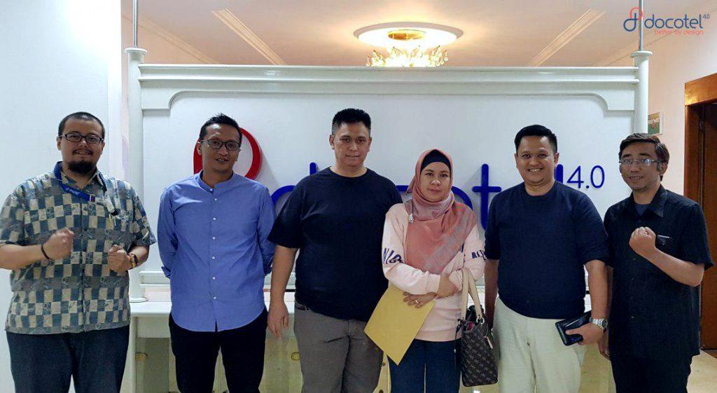 """Produk D'Health """"Naik Daun"""", Tim HIS Dikunjungi Rekan-rekan Rumah Sakit Medan dan Purwakarta 1"""