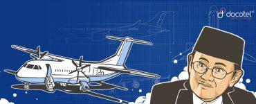In Memoriam B.J. Habibie: Sederet Karya Besar di Dunia Teknologi yang Akan Terus Hidup