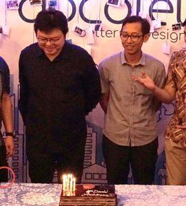 Sewindu Bergandengan, Perayaan Doco8lessed Hangat Dengan Kebersamaan 7