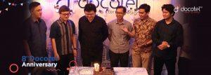 Sewindu Bergandengan, Perayaan Doco8lessed Hangat Dengan Kebersamaan