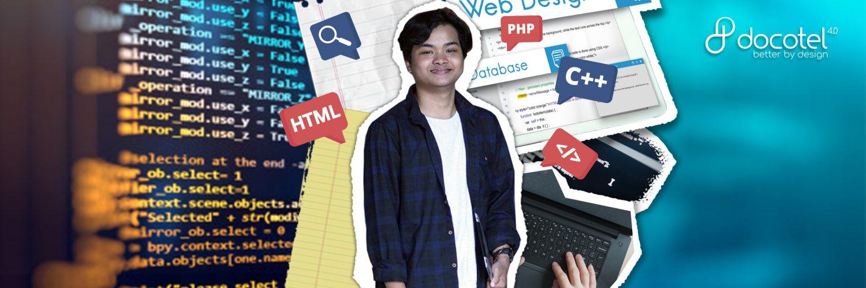 docotel official blog - Kecil-kecil Cabe Rawit! Awalnya Anak Magang, Sekarang Jadi Programmer Team Leader