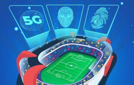 Smart Stadium: Nyamannya Nonton Pertandingan Olahraga di Era Digital