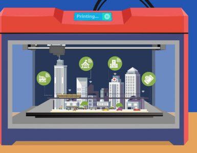 docotel official blog - IoT dan 3D Printing Wujudkan Indonesia Jadi Kota Pintar