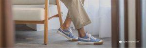 IoT Bikin Sepatu Compass jadi Tuan di Negeri Sendiri
