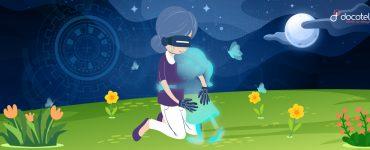 """Gunakan Virtual Reality (VR) untuk """"Berjumpa"""" dengan Mendiang Orang Terkasih - Docotel Official Blog"""