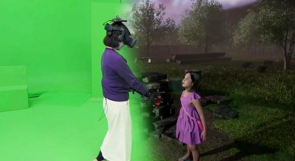 """Gunakan Virtual Reality (VR)  untuk """"Berjumpa"""" dengan Mendiang Orang Terkasih"""