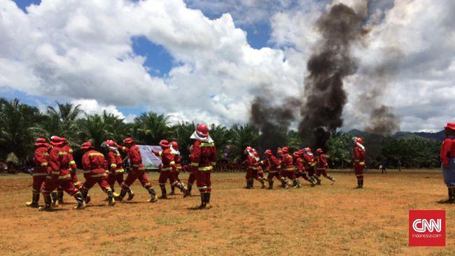 Menghadapi Kebakaran Hutan dan Lahan (Karhutla) dengan Bantuan Drone 1