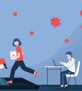 docotel official blog - diari karantina bersahabat dengan teknologi di tengah pandemi cover