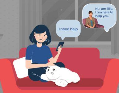 docotel official blog - Ellie dan PARO, Robot AI yang Bantu Pulihkan Gangguan Mental