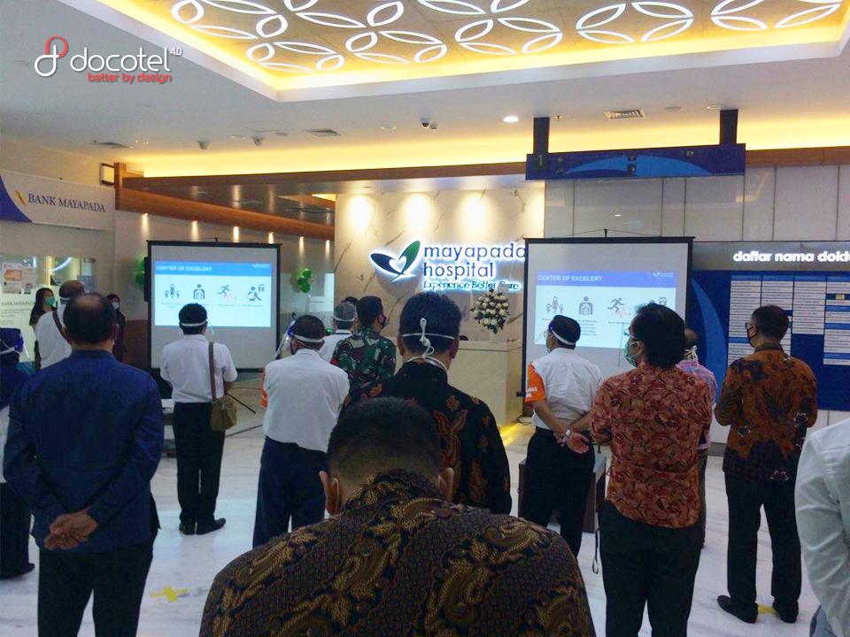 SIMRS D'Health Resmi Dukung Mayapada Healthcare Group Menjadi Smart Hospital 2